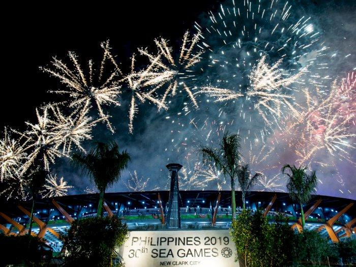 SEA Games 2019 Resmi Ditutup, Vietnam Jadi Tuan Rumah SEA Games 2021