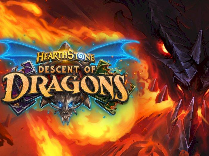 Game Descent of Dragons akan Hadir di Hearthstone