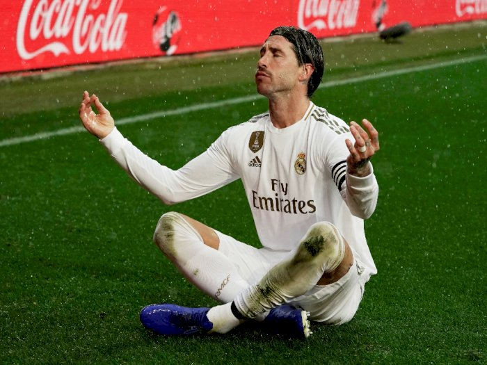 Messi-Ronaldo Mendominasi Ballon d'Or, Ini Tanggapan  Sergio Ramos