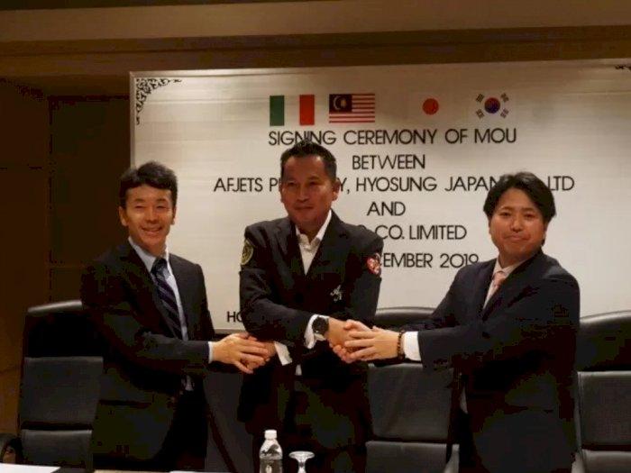 Malaysia akan Kirim Bahan Bakar Minyak Sawit Ke Jepang