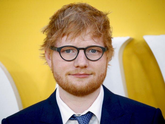 Ed Sheeran Dinobatkan Sebagai Penyanyi Terbaik Asal Inggris Dekade Ini