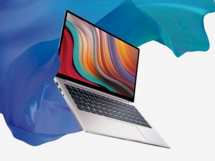 Xiaomi Rilis Laptop Redmibook 13 dengan Bezel Layar Tipis dan Elegan