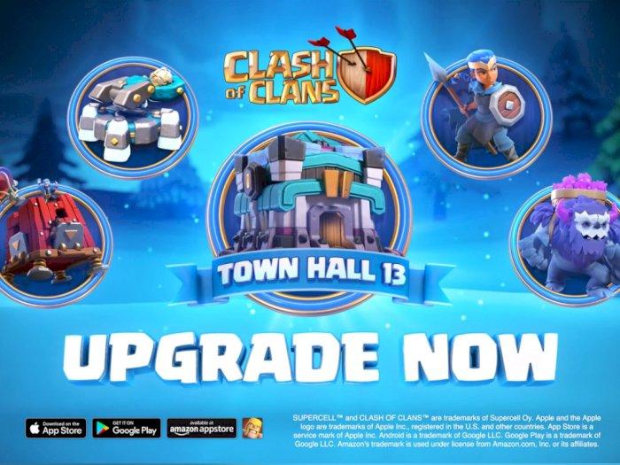 Masih Tetap Eksis, Supercell Hadirkan Update Besar di Clash of Clans