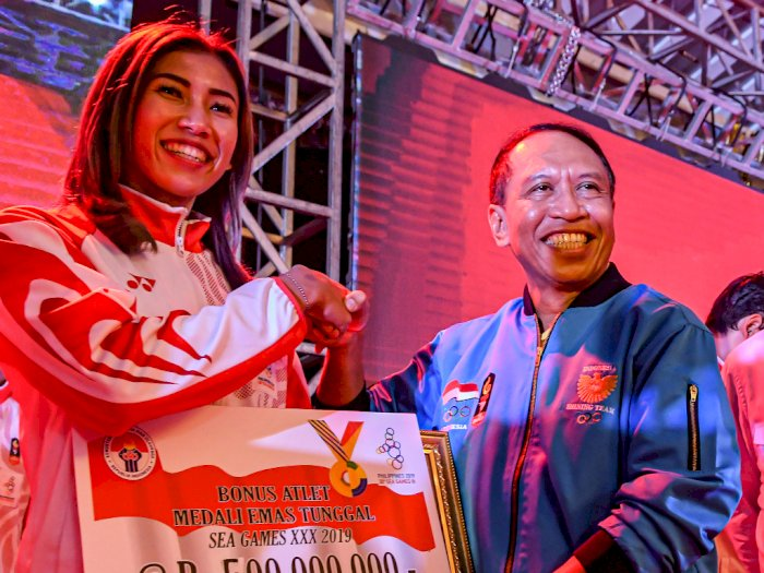Buka Rakornas, Menpora Umbar Event Besar yang Bakal Dihadapi Indonesia