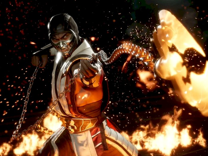Tanggal Perilisan Film Adaptasi Game Mortal Kombat Dimajukan!