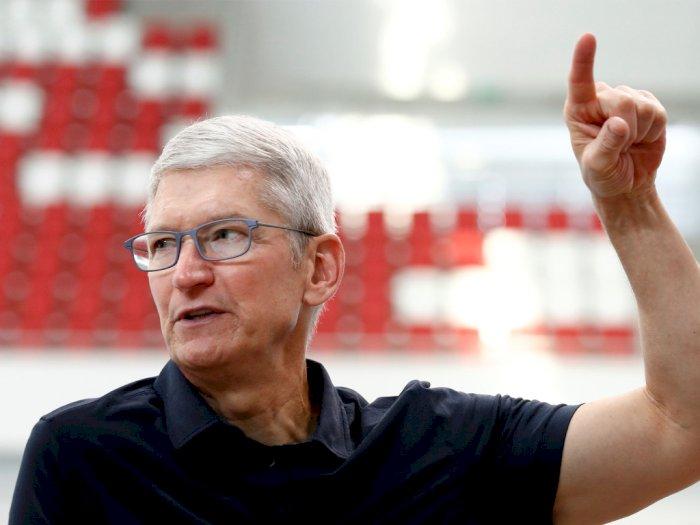 CEO Apple Temui Perdana Menteri Singapura, Bahas Apa?