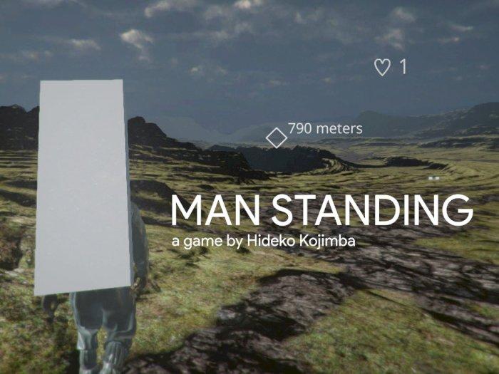 Game Parody 'Man Stranding' Bisa Kalian Beli di Steam Seharga Rp7 Ribu