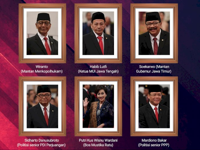 Wantimpres Jokowi