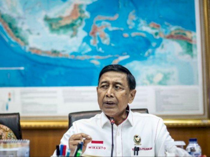 Jokowi Tunjuk Wiranto Jadi Ketua Wantimpres