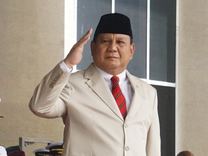 Melawat ke Kantor Mahfud MD, Prabowo Bahas 3 Isu Penting