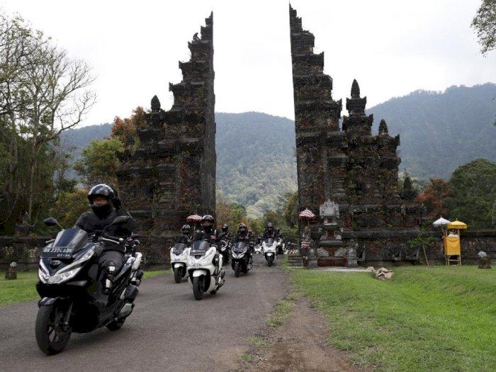 Sensasi Momotoran Jelajah Eksotisme Bali