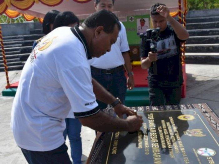 Kota Kupang Deklarasi STOP BAB Sembarangan
