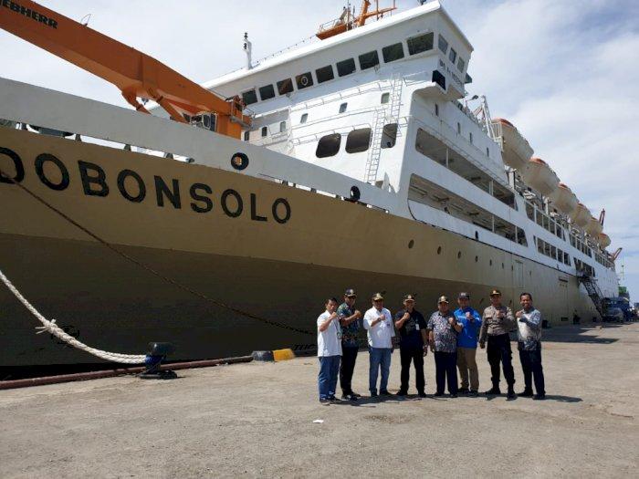 Kemenhub Inspeksi Pelabuhan Penyelenggara Angkutan Nataru
