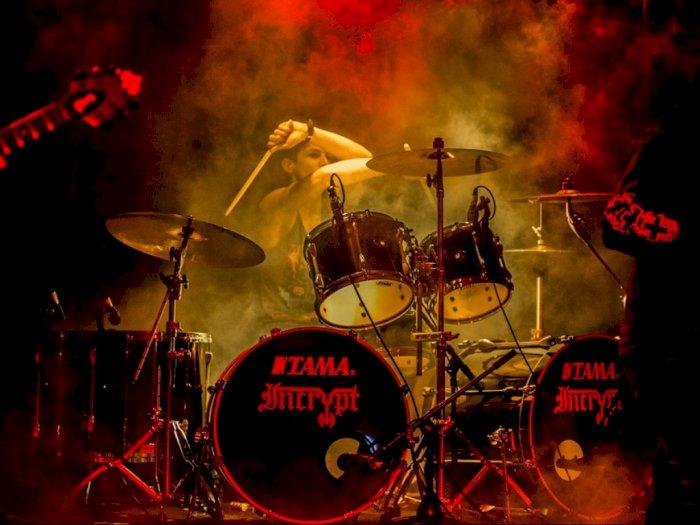 Penelitian Ini Membuktikan Kecerdasan dari Para Drummer Handal
