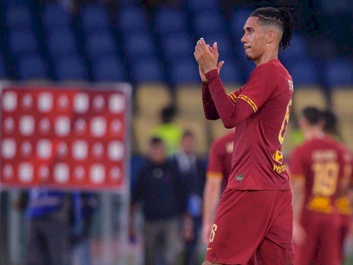 Puas dengan Performa Chris Smalling, AS Roma Upayakan Kontrak Permanen