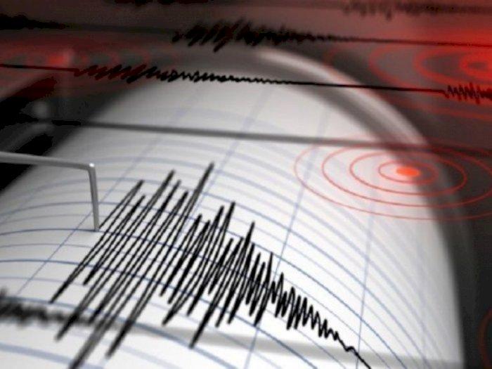 Gempa M 6,9 Guncang Melonguane, Sulawesi Utara