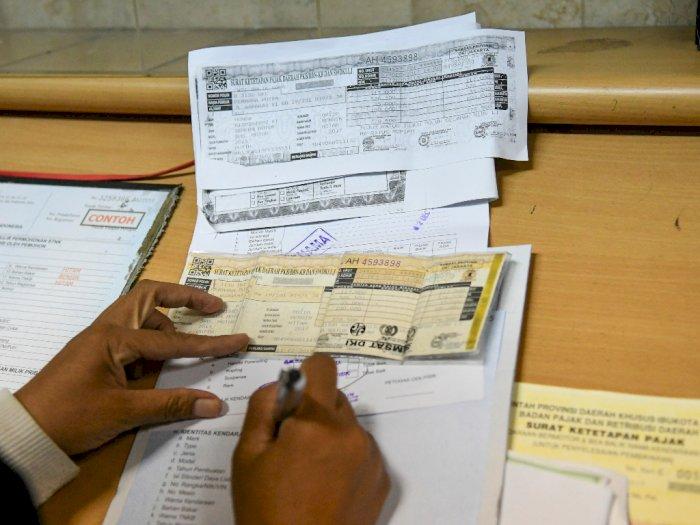 Sosialisasi di Senayan, BPRD DKI 'Pergoki' Moge Tunggak Pajak