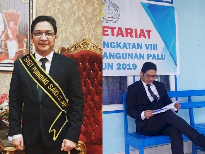 Pasha Ungu Akhirnya Raih Gelar Sarjana Administrasi Publik