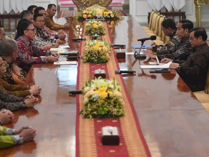 Ketum PSSI Minta Sejumlah Hal ke Jokowi Terkait Piala Dunia U-20