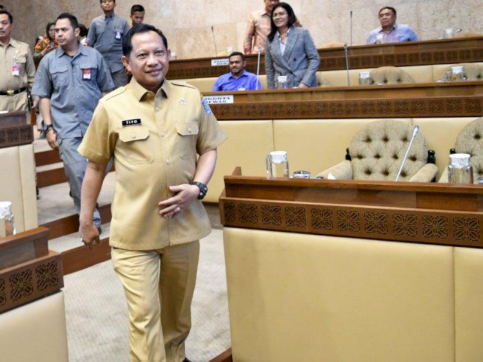 Heboh Kasus Pencucian Uang di Kasino, DPR Bakal Panggil Mendagri