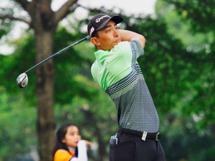 Pegolf Indonesia Danny Masrin Catat Sejarah Baru di Indonesian Masters