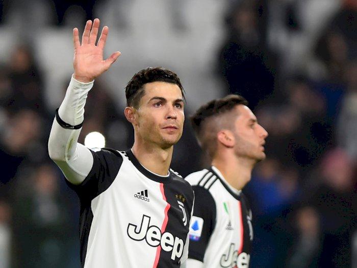 Ronaldo Cetak Rekor Baru yang Belum  Pernah Dibuat Pemain Lain