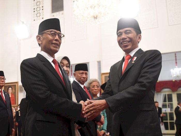 Jadi Ketua Wantimpres, Wiranto: Saya Paham Obsesi Kenegaraan Jokowi