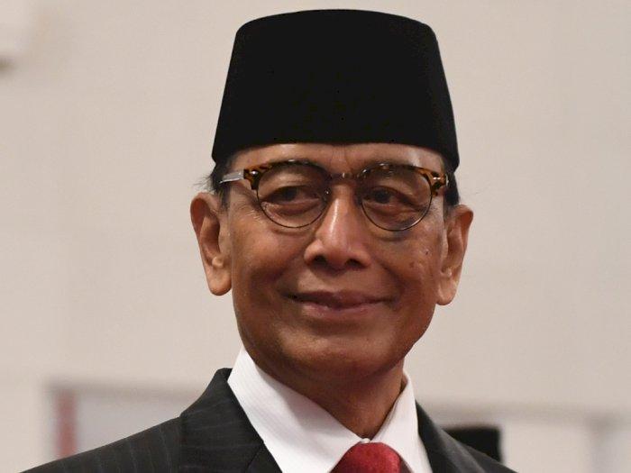 Wiranto Kekeh Tak Mau Mundur dari Dewan Pembina Hanura