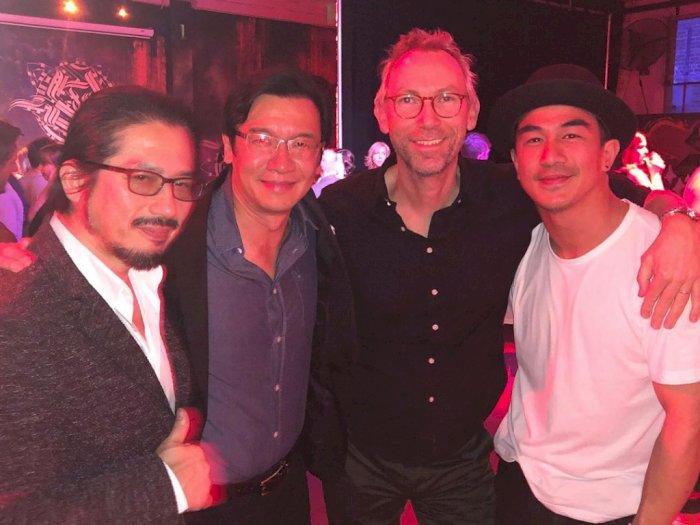Joe Taslim Ungkap Syuting Mortal Kombat Reboot telah Selesai