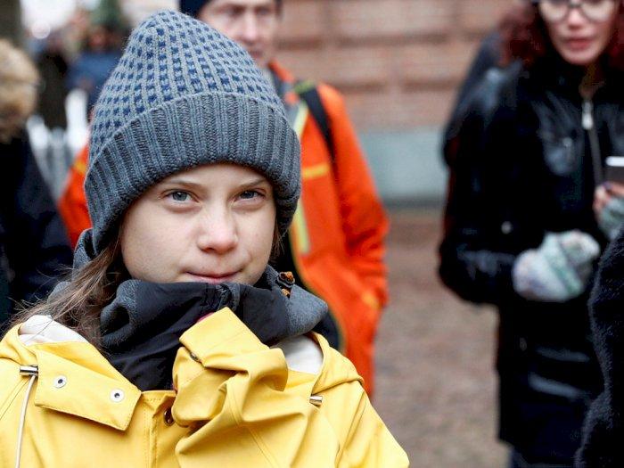 Film Dokumenter Aktivis Iklim Greta Thunberg Rilis 2020