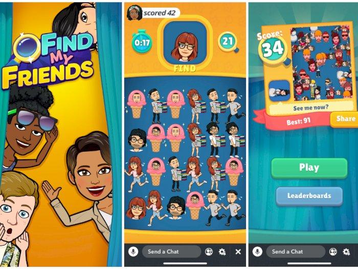 Snapchat Memperkenalkan Format Gameplay Baru untuk Snap Games