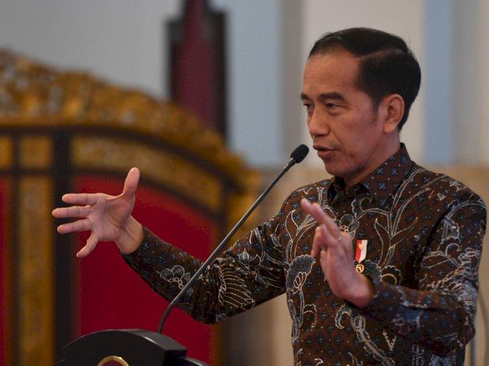 Pindahkan Ibu Kota ke Kaltim, Jokowi Permisi ke Tokoh Masyarakat