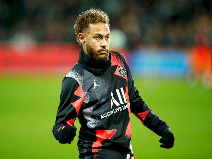 Neymar Akan Fokus di Liga Champions