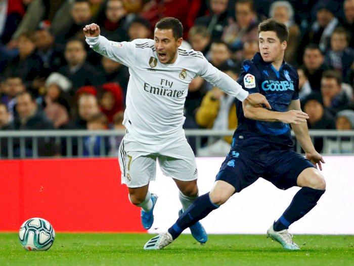 Messi Sebut Hazard Belum Bisa Gantikan Posisi Ronaldo