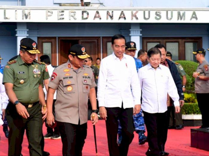 Jokowi Bakal Tinjau Lokasi Ibu Kota di Sepaku Kalimantan Timur