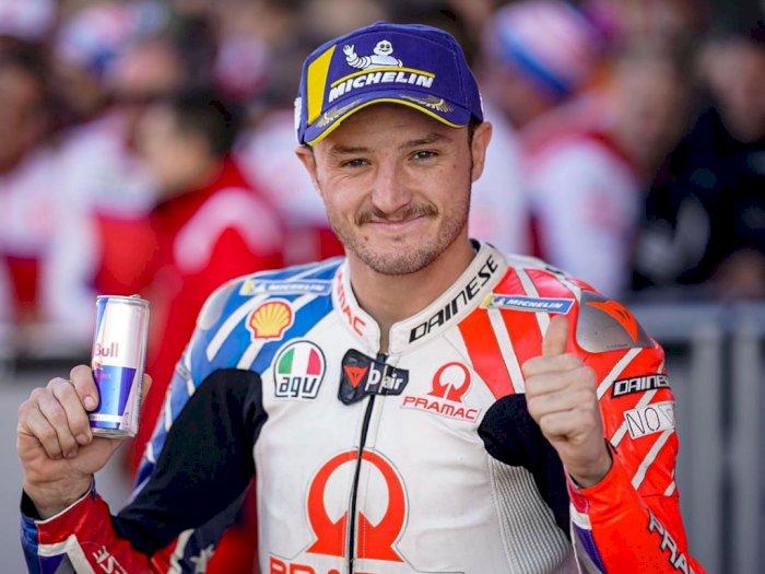 Ngiri dengan Rossi, Jack Miller Ingin Jajal Mobil Balap Formula 1