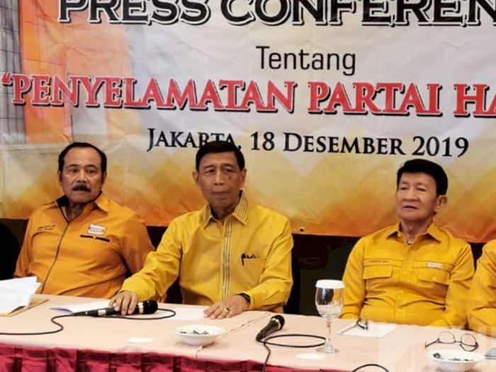 Tak Diundang Munas, Wiranto Sebut Hanura Partai Aneh