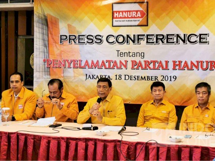 Resmi, Wiranto Mundur dari Ketua Dewan Pembina Partai Hanura