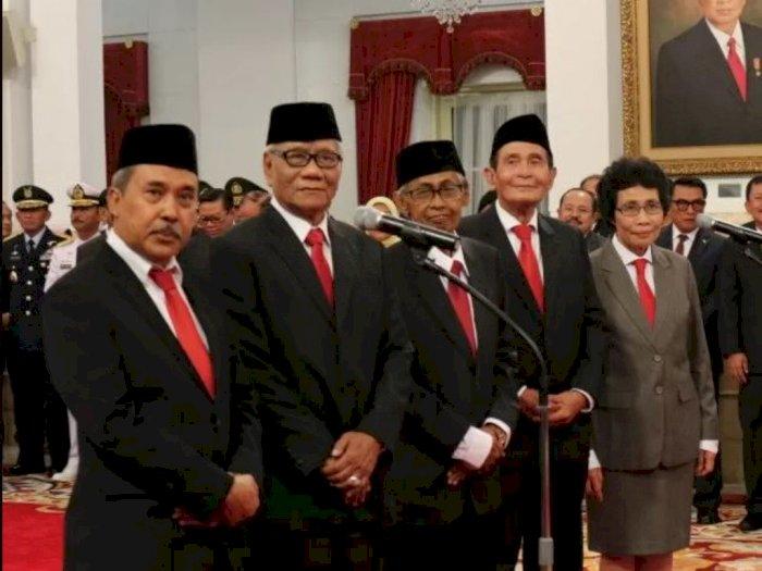 Mantan Pimpinan KPK Ditunjuk Jadi Ketua Dewan Pengawas