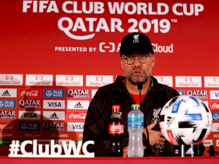 Tampil di Final Piala Dunia Klub, Klopp: Liverpool Bukan Wakil Eropa