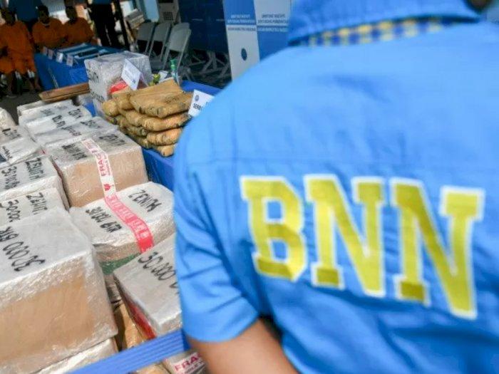 Sepanjang 2019, BNN Ungkap 33.371 Kasus Narkotika