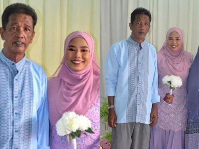 Kisah Pilu Pengantin Wanita, Sang Ayah Meninggal Jelang Pernikahan