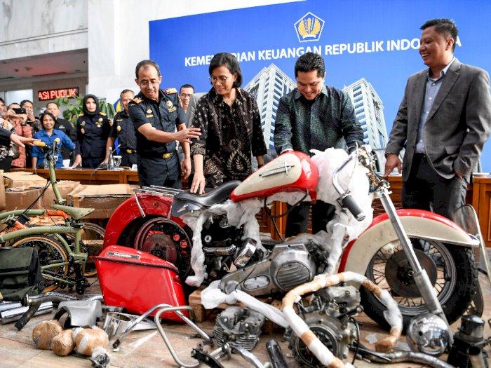 Angkut Harley dan Brompton, Garuda Indonesia Bayar Denda Rp100 Juta