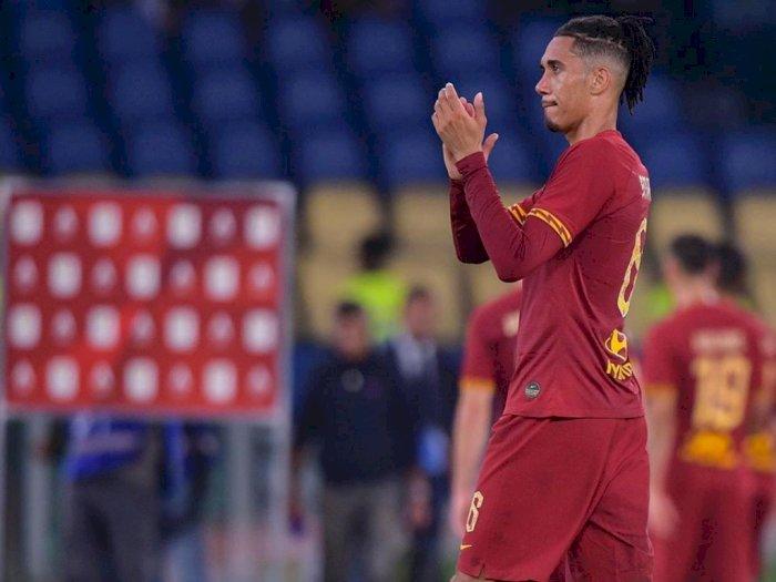 Betah di Italia, AS Roma Siap Permanenkan Status Chris Smalling