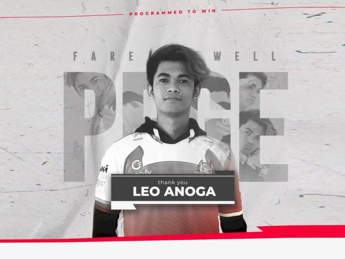 Bigetron Esports Lepas Leo 'PEGE' Anoga dari Divisi PUBG Mobile