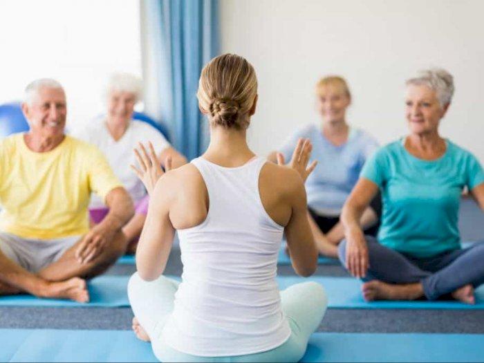 Usia 50 Tahun Susah Turunkan Berat Badan? Ikuti Tips Berikut