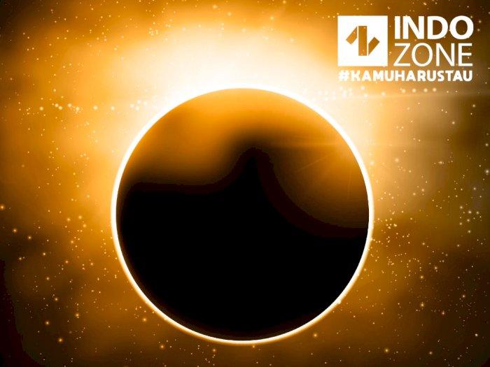 Tips Aman Saksikan Gerhana Matahari Cincin