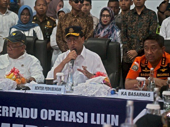 Mudik Natal, Menhub Puji Rest Area di Tol Trans Sumatera