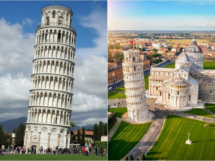 Bertahun-tahun Jadi Misteri, Akhirnya Arsitek Menara Pisa Terungkap