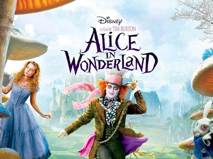 Alice In Wonderland 2010 Kedatangan Alice Di Dunia Magis Indozone Id